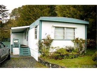 Photo 1:  in VICTORIA: La Mill Hill Manufactured Home for sale (Langford)  : MLS®# 372441