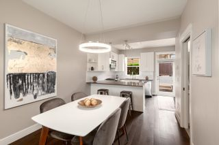 """Photo 2: 1288 SALSBURY Drive in Vancouver: Grandview Woodland Townhouse for sale in """"The Jeffs Residences"""" (Vancouver East)  : MLS®# R2599925"""