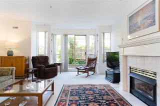 """Photo 6: 110 3777 W 8TH Avenue in Vancouver: Point Grey Condo for sale in """"THE CUMBERLAND"""" (Vancouver West)  : MLS®# R2461300"""