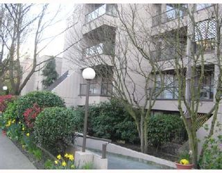 Photo 1: 303 1080 PACIFIC Street in VANCOUVER: West End VW Condo for sale (Vancouver West)  : MLS®# V773406