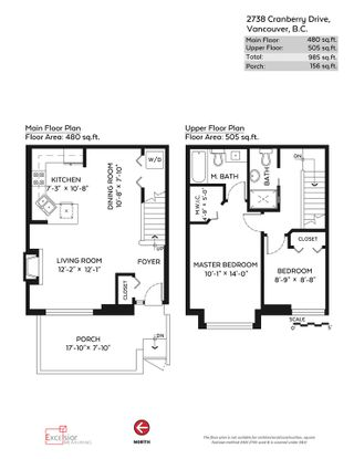 """Photo 16: 2738 CRANBERRY Drive in Vancouver: Kitsilano Townhouse for sale in """"ZYDECO"""" (Vancouver West)  : MLS®# R2073956"""