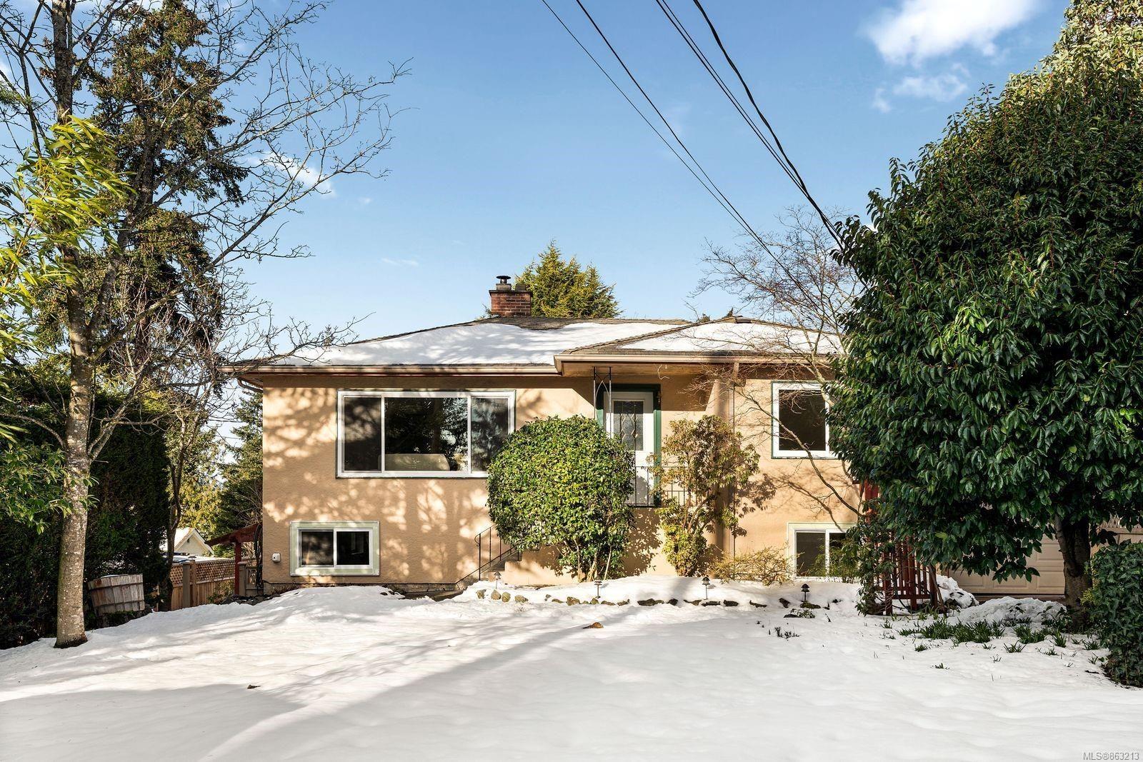 Main Photo: 1390 Craigflower Rd in : Es Kinsmen Park House for sale (Esquimalt)  : MLS®# 863213