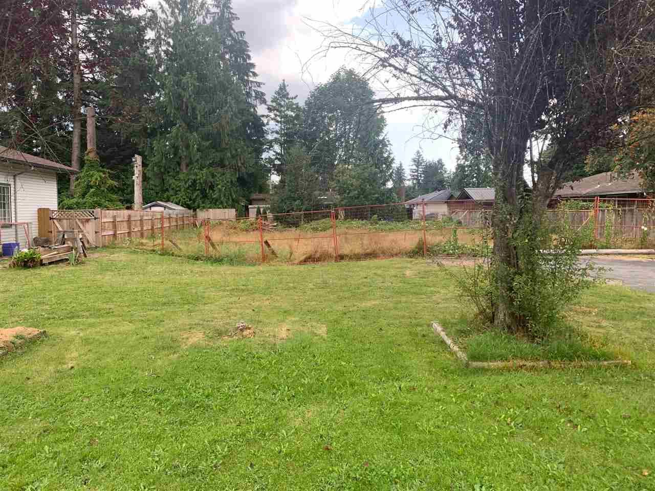 Main Photo: 21434 122 Avenue in Maple Ridge: West Central Land for sale : MLS®# R2487385