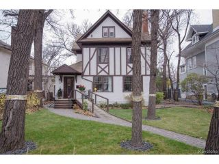 Photo 1: 97 Kingsway in WINNIPEG: River Heights / Tuxedo / Linden Woods Residential for sale (South Winnipeg)  : MLS®# 1426586