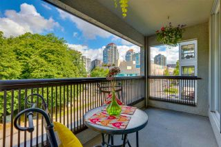 """Photo 3: 501 550 EIGHTH Street in New Westminster: Uptown NW Condo for sale in """"Parkgate"""" : MLS®# R2591370"""