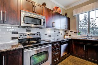 "Photo 4: 415 2468 ATKINS Avenue in Port Coquitlam: Central Pt Coquitlam Condo for sale in ""The Bordeaux"" : MLS®# R2332654"