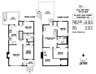 """Photo 24: 66 E 42ND Avenue in Vancouver: Main House for sale in """"WEST OF MAIN"""" (Vancouver East)  : MLS®# R2588399"""