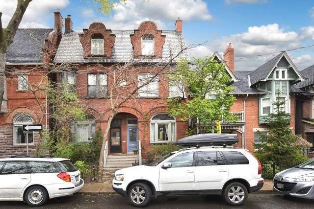 Main Photo: 439 Sumach St, Toronto, Ontario M4X 1V6 in Toronto: Semi-Detached for sale (Cabbagetown-South St. James Town)  : MLS®# C3787697