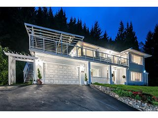 Photo 1: 558 BALLANTREE Road in West Vancouver: Glenmore House for sale : MLS®# V1087314