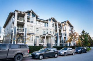 "Photo 1: 204 275 ROSS Drive in New Westminster: Fraserview NW Condo for sale in ""THE GROVE"" : MLS®# R2218024"