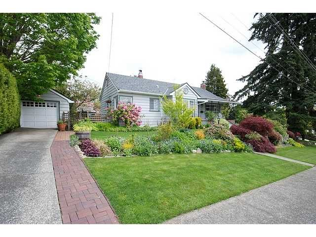 """Main Photo: 1839 HAMILTON Street in New Westminster: West End NW House for sale in """"WEST END"""" : MLS®# V828961"""