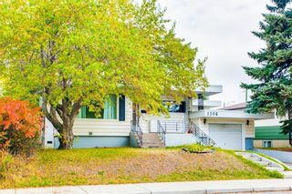 Main Photo: 2208 CAPITOL HILL Crescent NW in Calgary: Banff Trail Detached for sale : MLS®# A1102834