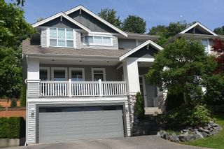 "Photo 1: 3384 BLOSSOM Court in Abbotsford: Abbotsford East House for sale in ""THE HIGHLANDS"" : MLS®# R2480383"