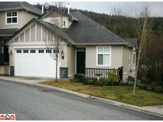 """Photo 1: 4 36260 MCKEE Road in Abbotsford: Abbotsford East Townhouse for sale in """"Kings Gate"""" : MLS®# F1301155"""
