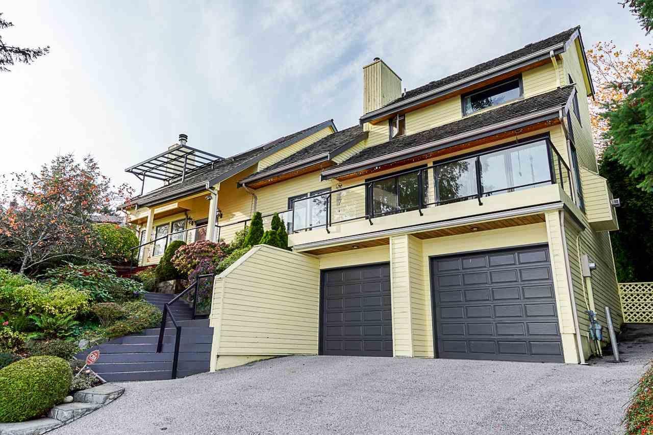 Main Photo: 4705 MEADFEILD PLACE in : Caulfeild House for sale : MLS®# R2412992