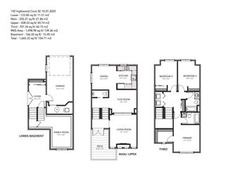 Photo 38: 192 Inglewood Cove SE in Calgary: Inglewood Row/Townhouse for sale : MLS®# A1039017