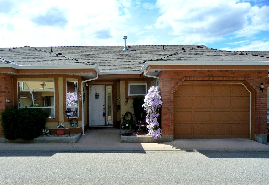 Main Photo: Map location: 157 3948 Finnerty Road in Penticton: Residential Attached for sale : MLS®# 143380