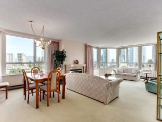 "Photo 9: 901 6152 KATHLEEN Avenue in Burnaby: Metrotown Condo for sale in ""THE EMBASSY"" (Burnaby South)  : MLS®# R2568817"