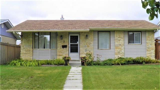 Main Photo: 7 Citadel in Winnipeg: Maples Residential for sale (4H)  : MLS®# 202018052