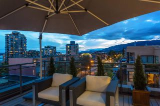 """Photo 26: 504 305 LONSDALE Avenue in North Vancouver: Lower Lonsdale Condo for sale in """"THE MET"""" : MLS®# R2463940"""