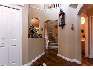 """Photo 2: 33 9168 FLEETWOOD Way in Surrey: Fleetwood Tynehead Townhouse for sale in """"The Fountains"""" : MLS®# F1414728"""