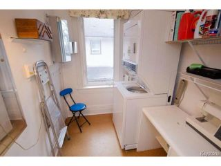 Photo 13: 97 Kingsway in WINNIPEG: River Heights / Tuxedo / Linden Woods Residential for sale (South Winnipeg)  : MLS®# 1426586