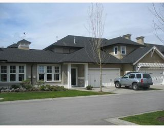 """Photo 1: 7 19452 FRASER Way in Pitt_Meadows: South Meadows Townhouse for sale in """"SHORELINE"""" (Pitt Meadows)  : MLS®# V702540"""