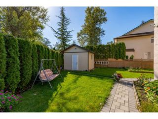 Photo 35: 7926 REDTAIL Place in Surrey: Bear Creek Green Timbers House for sale : MLS®# R2503156