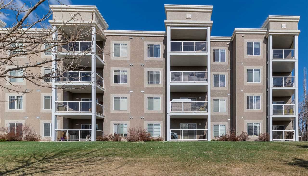 Main Photo: 122 78A McKenney: St. Albert Condo for sale : MLS®# E4239256
