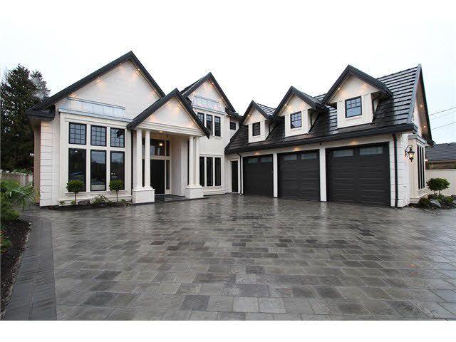 Main Photo: 4539 GRANVILLE AVENUE in : Riverdale RI House for sale (Richmond)  : MLS®# V1120930