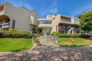 """Photo 1: 418 5 K DE K Court in New Westminster: Quay Condo for sale in """"QUAYSIDE TERRACE"""" : MLS®# R2105551"""