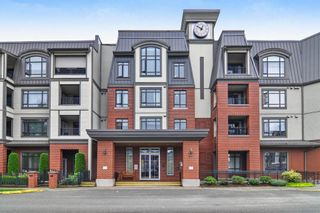 """Photo 1: 211 8880 202 Street in Langley: Walnut Grove Condo for sale in """"The Residence"""" : MLS®# R2444282"""