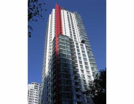 """Main Photo: 2903 1211 MELVILLE Street in Vancouver: Coal Harbour Condo for sale in """"THE RITZ"""" (Vancouver West)  : MLS®# V739211"""