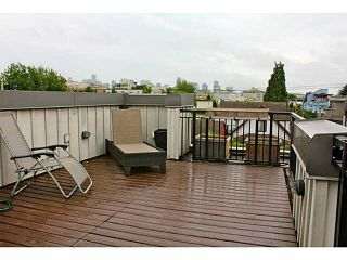 Photo 32: 1749 MAPLE Street in Vancouver: Kitsilano Townhouse for sale (Vancouver West)  : MLS®# V1126150