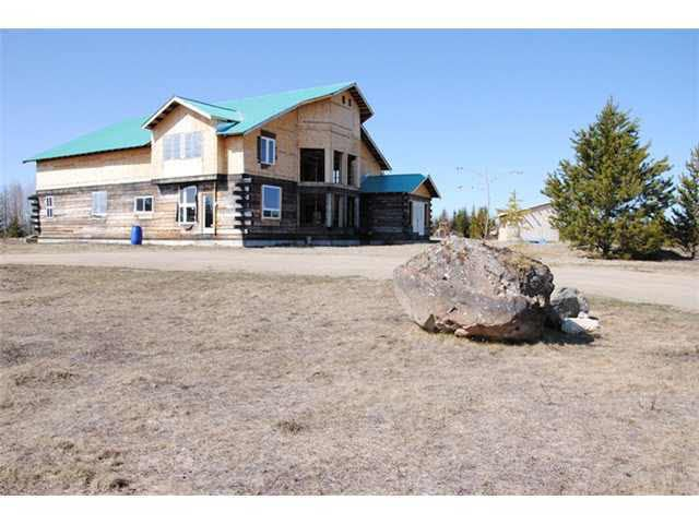 Main Photo: 5350 SEABROOKE PIT ROAD in : Quesnel - Rural North House for sale : MLS®# N214729
