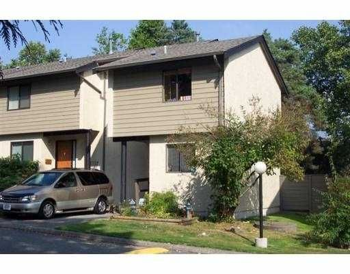 """Main Photo: 89 2900 NORMAN Avenue in Coquitlam: Ranch Park Townhouse for sale in """"PARKWOOD"""" : MLS®# V669411"""