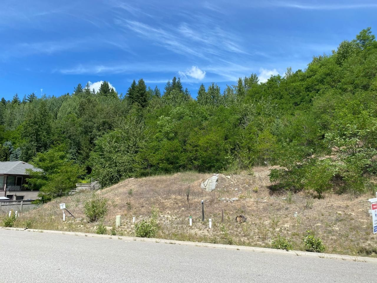 Main Photo: 2401 MCBRIDE STREET in Trail: Vacant Land for sale : MLS®# 2459480