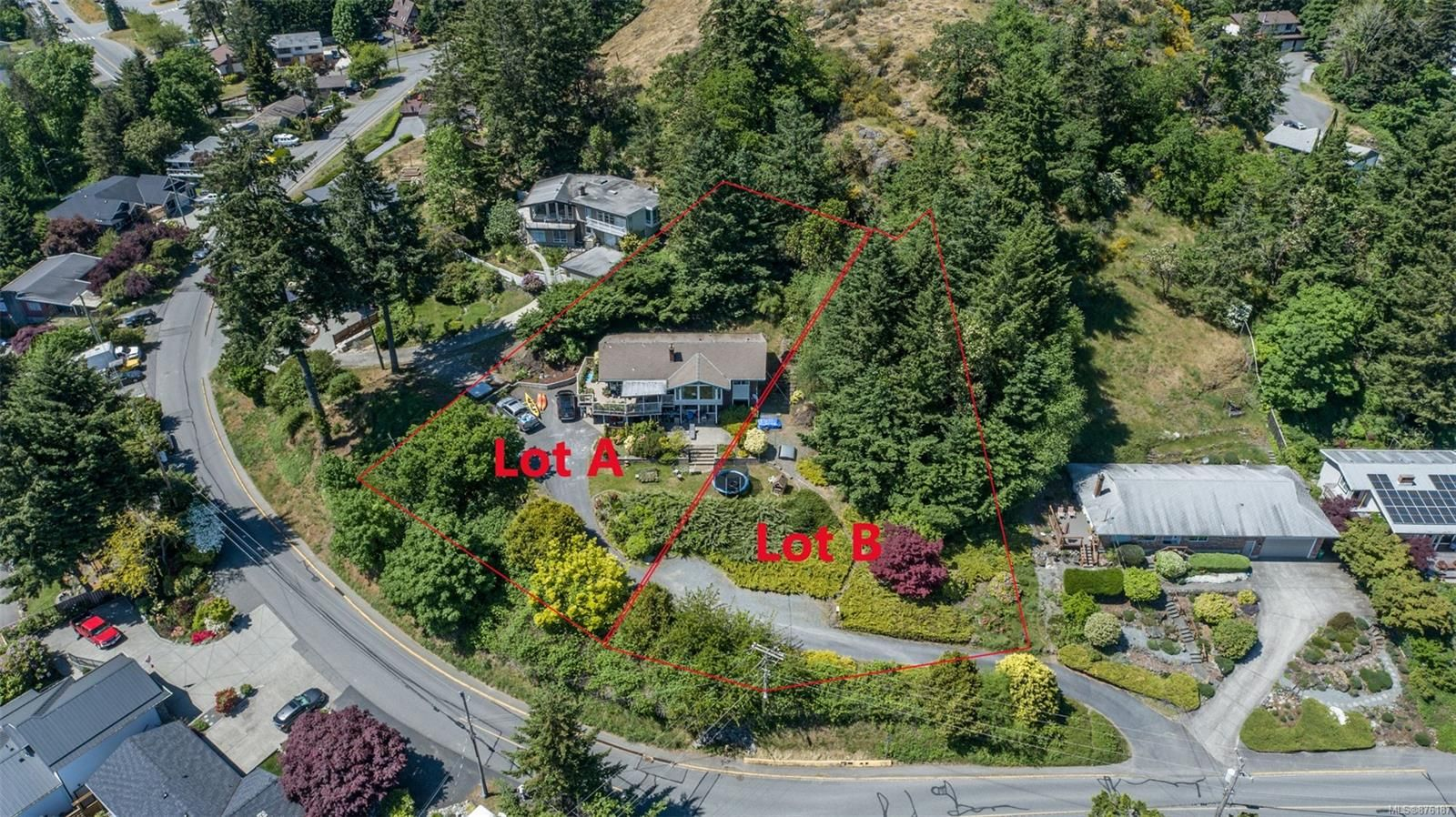 Main Photo: 1431 Sherwood Dr in : Na Departure Bay Other for sale (Nanaimo)  : MLS®# 876187