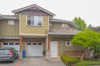 Photo 3: 102 951 Goldstream Ave in : La Langford Proper Row/Townhouse for sale (Langford)  : MLS®# 886212
