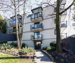"""Main Photo: 308 240 MAHON Avenue in North Vancouver: Lower Lonsdale Condo for sale in """"SEADALE PLACE"""" : MLS®# R2574586"""