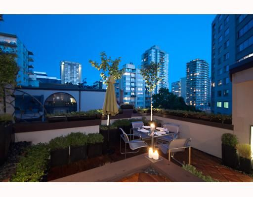 """Photo 10: Photos: 10 1019 GILFORD Street in Vancouver: West End VW Condo for sale in """"1019 GILFORD - GILFORD MEWS"""" (Vancouver West)  : MLS®# V774667"""