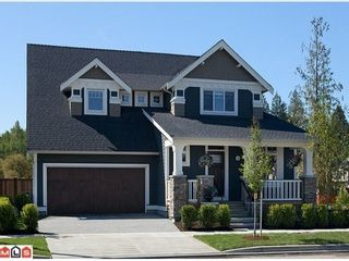 Photo 1: 17268 1st Avenue in Summerfield: Pacific Douglas Home for sale ()  : MLS®# F1126071