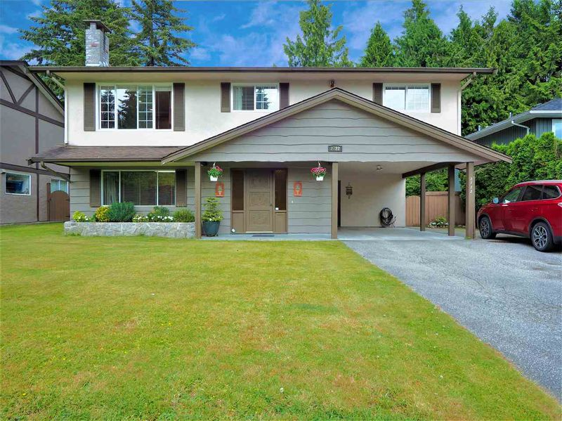 FEATURED LISTING: 2722 MASEFIELD Road North Vancouver