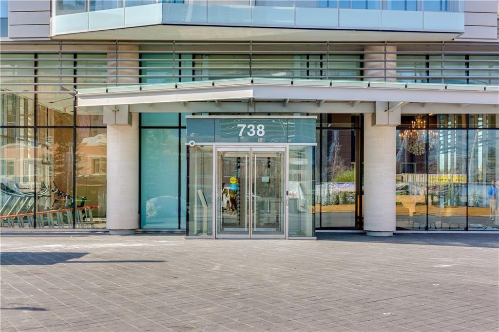 Photo 5: Photos: 607 738 1 Avenue SW in Calgary: Eau Claire Apartment for sale : MLS®# C4272230