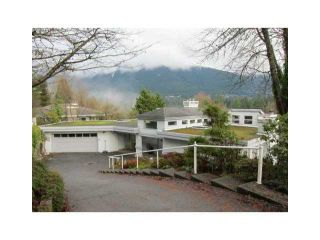 Photo 1: 238 STEVENS DR in West Vancouver: British Properties House for sale : MLS®# V880722