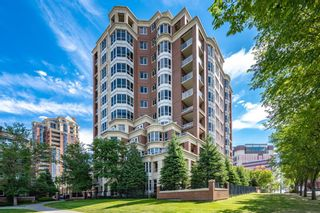 Photo 6: 803 690 PRINCETON Way SW in Calgary: Eau Claire Apartment for sale : MLS®# A1036305