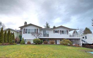 Photo 1: 6968 Bison Place in Delta: Sunshine Hills Woods House for sale (N. Delta)  : MLS®# R2329632