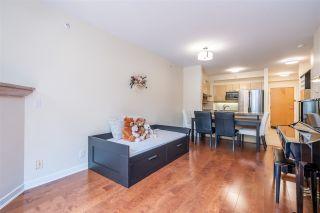 """Photo 9: 110 2228 MARSTRAND Avenue in Vancouver: Kitsilano Condo for sale in """"SOLO"""" (Vancouver West)  : MLS®# R2466105"""