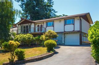 Photo 1: 4188 Bracken Ave in VICTORIA: SE Lake Hill House for sale (Saanich East)  : MLS®# 792670