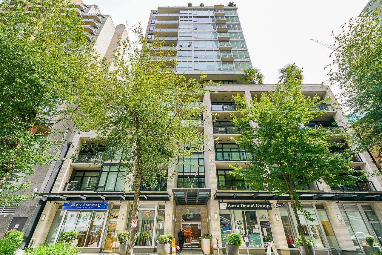 Main Photo: 904 1252 Hornby St, Vancouver Condo